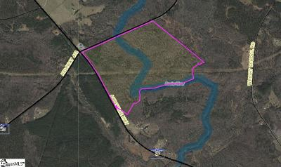 Anderson Residential Lots & Land For Sale: Abbeville