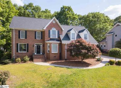Greenville Single Family Home Contingency Contract: 514 Meadowsweet