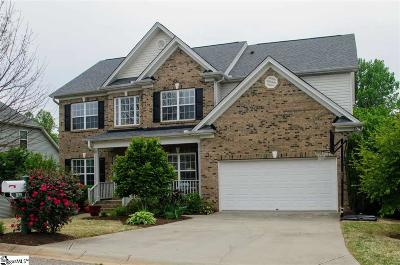Boiling Springs Single Family Home For Sale: 329 Slate