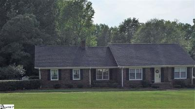 Easley Single Family Home For Sale: 411 Haverhill