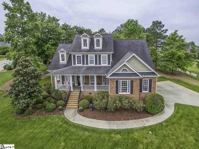 Simpsonville Single Family Home Contingency Contract: 201 Weatherstone