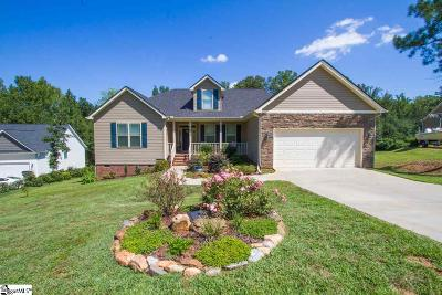 Piedmont Single Family Home For Sale: 108 Josie Creek