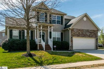 Greenville Single Family Home For Sale: 505 Yearling