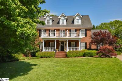 Greenville Single Family Home For Sale: 10 Hitchcock