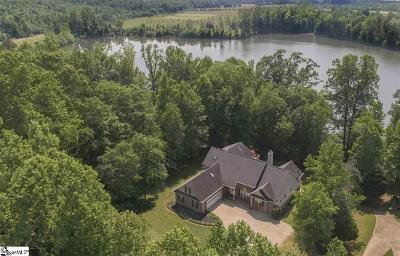 Spartanburg Single Family Home For Sale: 207 Woodlake