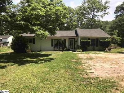 Spartanburg Single Family Home For Sale: 219 Briarcliff