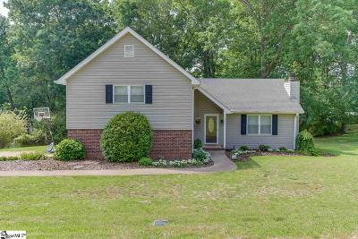 Easley Single Family Home Contingency Contract: 110 Davidson
