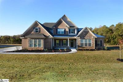 Anderson Single Family Home For Sale: 107 Wild Meadows