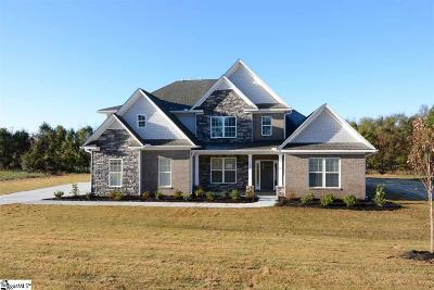 Anderson Single Family Home For Sale: 105 Wild Meadows