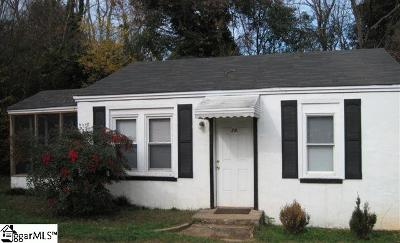 Greenville Rental For Rent: 28-B Blair