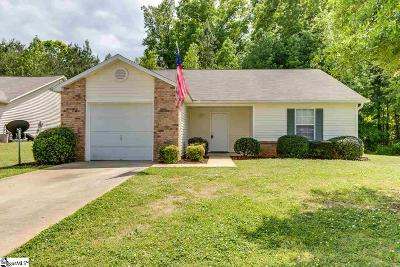 Greenville Single Family Home For Sale: 14 Swamp Fire