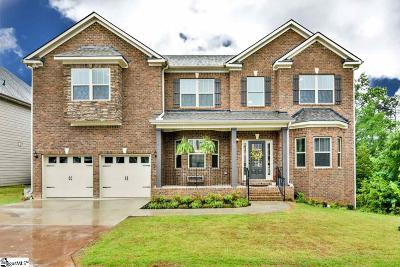 Greer Single Family Home Contingency Contract: 145 Redcroft