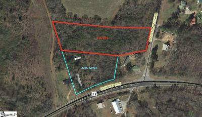 Anderson Residential Lots & Land For Sale: Mountain View