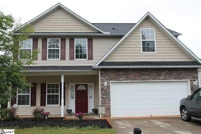 Simpsonville Single Family Home Contingency Contract: 3 Milo