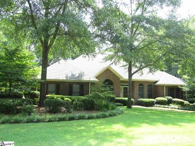 Anderson Single Family Home For Sale: 513 Upland