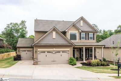 Greer Single Family Home For Sale: 139 Chandler Crest