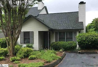 Mauldin Condo/Townhouse Contingency Contract: 402 Summer Woods