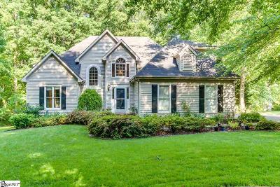 Easley Single Family Home For Sale: 102 Galax