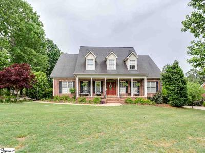 Spartanburg Single Family Home For Sale: 457 S Oakley