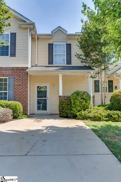 Greer Condo/Townhouse Contingency Contract: 806 Chartwell