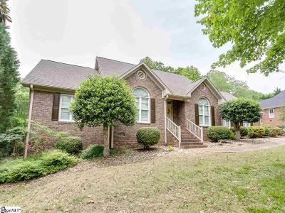 Spartanburg Single Family Home For Sale: 172 W Woodglen