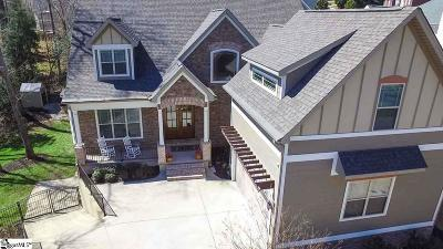 Greer Single Family Home For Sale: 618 Park Ridge
