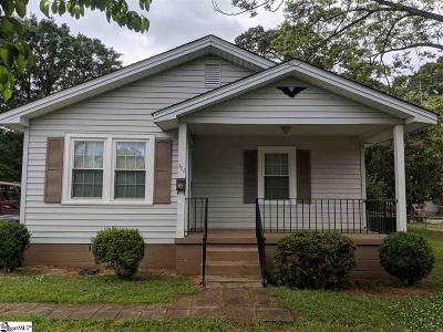 Greenville Single Family Home Contingency Contract: 302 S Florida