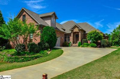 Inman Single Family Home For Sale: 224 Tuscan Ridge