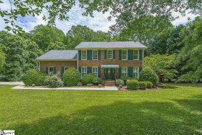 Spartanburg Single Family Home For Sale: 224 Coburn
