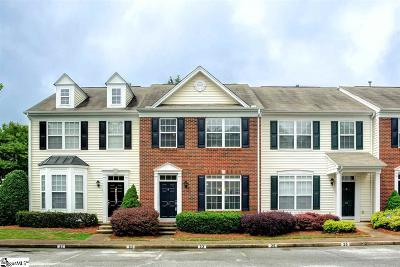Greenville Condo/Townhouse Contingency Contract: 23 Sikes