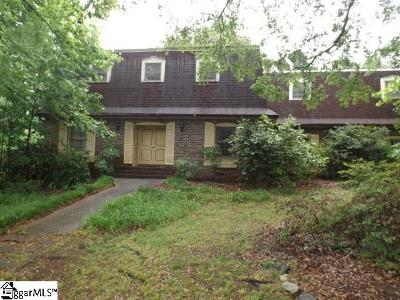 Clemson Single Family Home For Sale: 101 Brookhaven