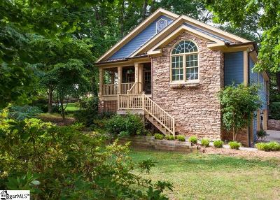 Greenville Single Family Home For Sale: 132 Aberdeen