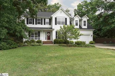 Piedmont Single Family Home Contingency Contract: 127 Pleasant Woods