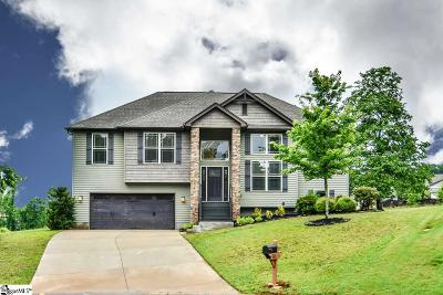 Greer Single Family Home For Sale: 30 Pebblebrook