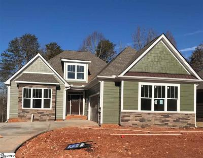 Greenville County Single Family Home For Sale: 220 Kilburn #Lot 2