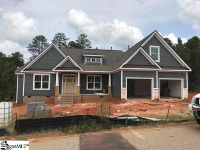Greenville County Single Family Home For Sale: 300 Kilburn #Lot 4