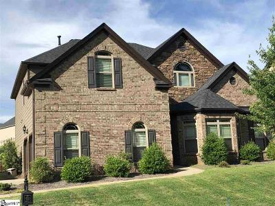 Anderson Single Family Home For Sale: 193 Buckland