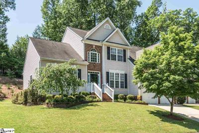 Greenville County Single Family Home For Sale: 301 Northcliff