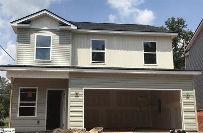 Easley Single Family Home For Sale: 303 Grant