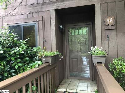 Greenville Condo/Townhouse For Sale: 3106 Bethel #unit 46