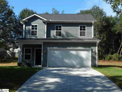 Easley Single Family Home For Sale: 407 Grant