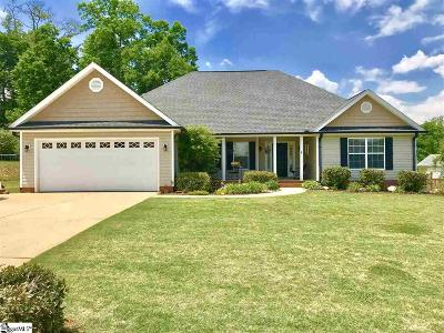 Greer Single Family Home For Sale: 6 Camrose