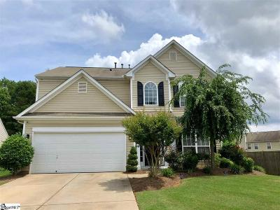 Simpsonville Single Family Home For Sale: 10 Maurice