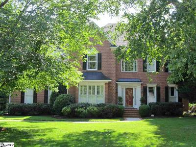 Simpsonville Single Family Home For Sale: 316 English Oak