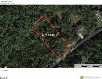 Taylors Residential Lots & Land For Sale: 44 Packforest