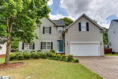 Greenville County Single Family Home Contingency Contract: 108 Thurber