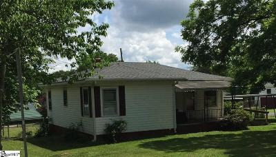 Greenville Single Family Home For Sale: 207 Rainbow