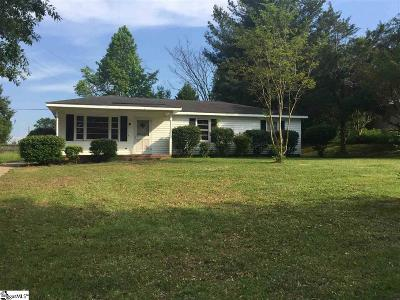 Travelers Rest Single Family Home Contingency Contract: 12 Rawood
