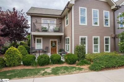 Piedmont Condo/Townhouse For Sale: 114 Fathers