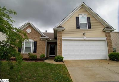 Simpsonville Single Family Home For Sale: 205 Portland Falls